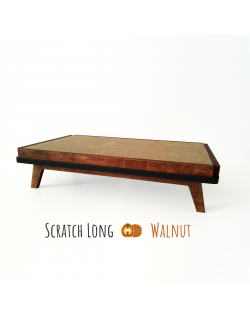 Scratch Long Walnut